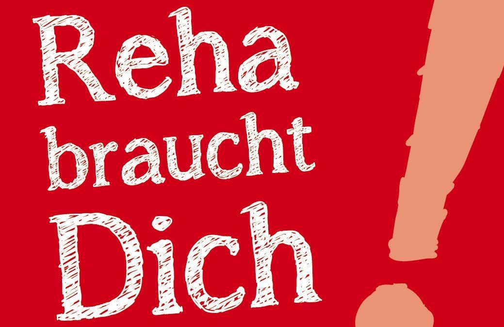 """Kampagne """"Meine Reha – Mein Leben""""  – Einfacherer Zugang zur Reha gefordert"""