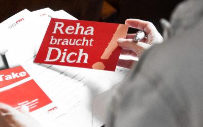 Reha-Wirtschaftstag 2017 – Zugang zur Reha erleichtern!