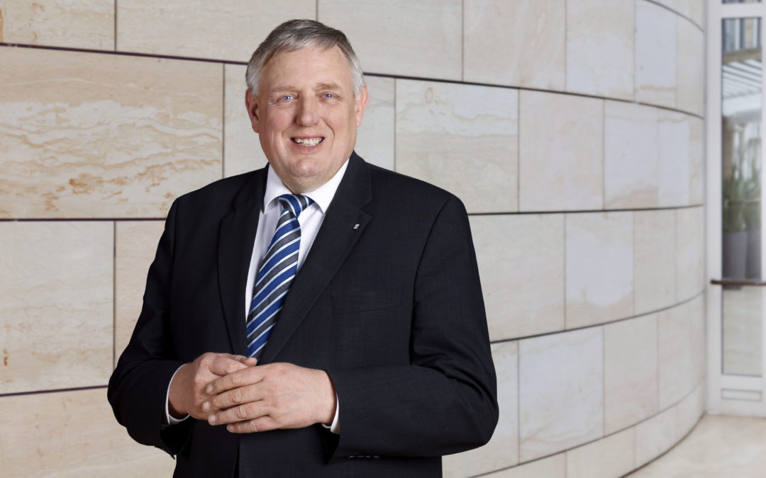 Deutscher Reha-Tag 2017 – Karl-Josef Laumann übernimmt Schirmherrschaft