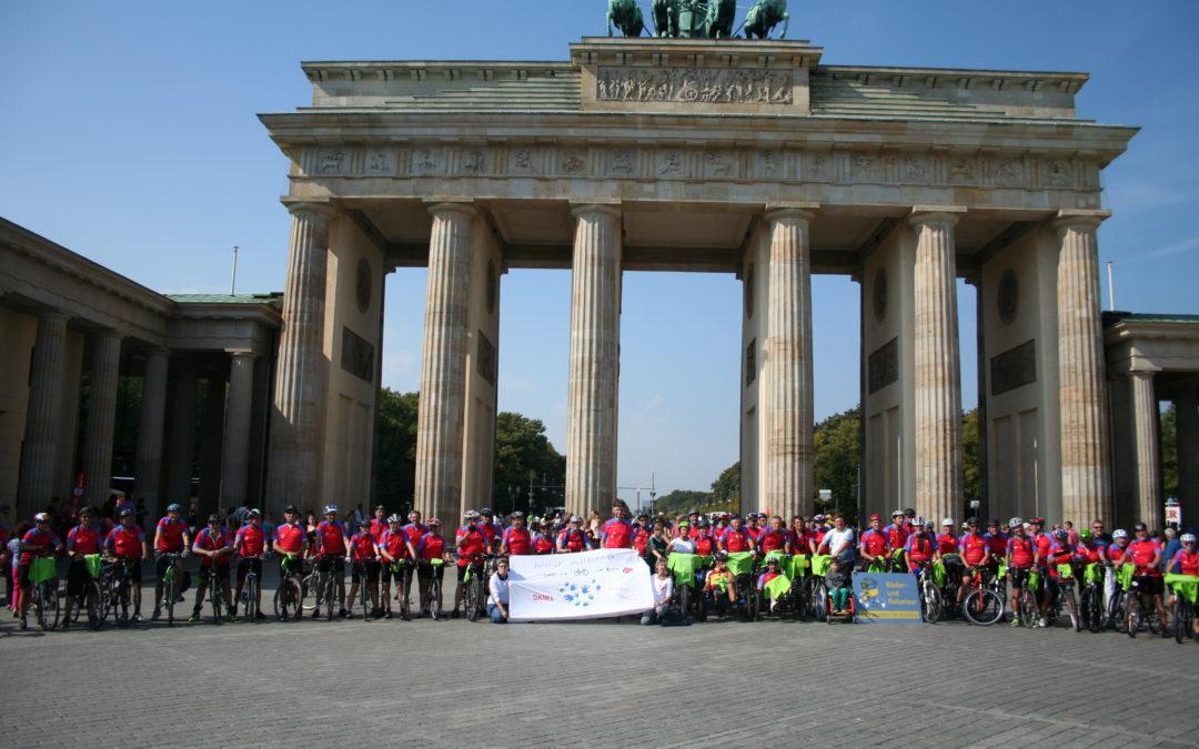10. Bäder- und Rehatour – Jubiläumstour 2017 startet am 1. September 2017 in Stuttgart