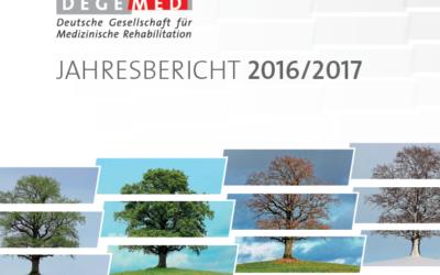 DEGEMED veröffentlicht Jahresbericht