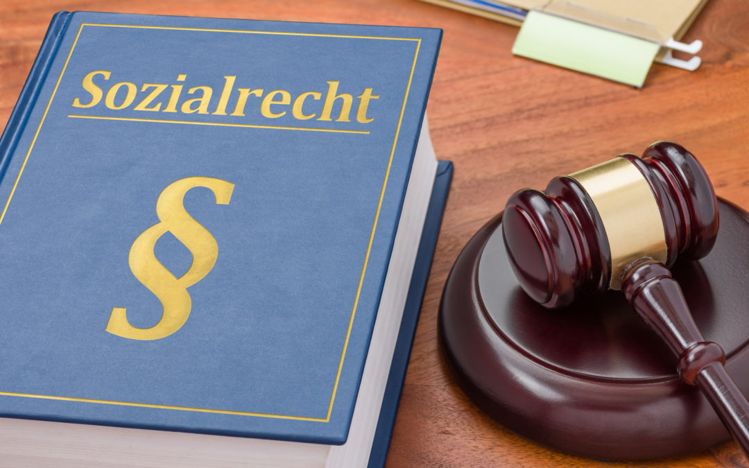 """26. / 27.04.2019:  Fachseminar: """"Rehabilitation und Teilhabe im Sozialrecht"""""""