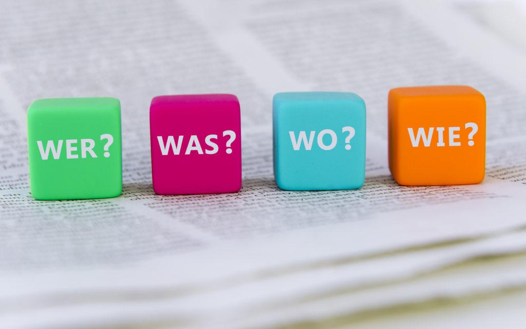 """07./08.06.2018: Workshop """"Grundlagen der Pressearbeit in Reha-Einrichtungen"""""""