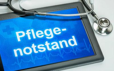 Stellungnahme zum Pflegepersonal-Stärkungs-Gesetz