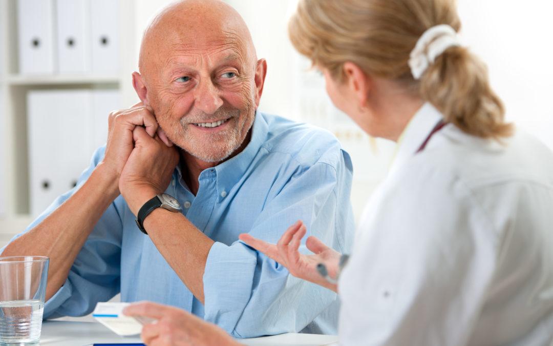 11.03.2019: Erfolgreiche Arzt-Patienten-Kommunikation in der Rehaklinik