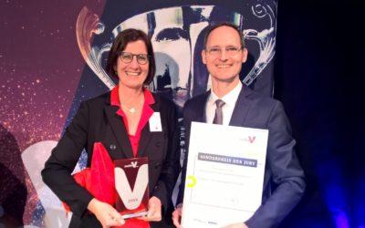 DEGEMED-Leitmedium mit Sonderpreis ausgezeichnet