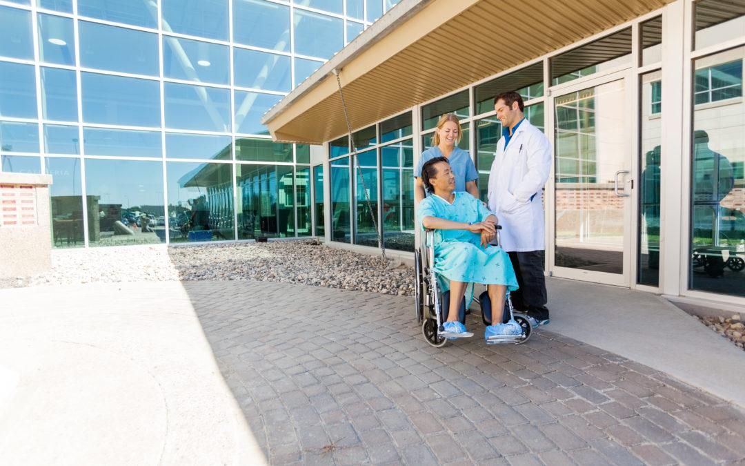 Reha-Kliniken sind keine Kranken- häuser! Medizinische Reha von Bertelsmann-Studie nicht betroffen