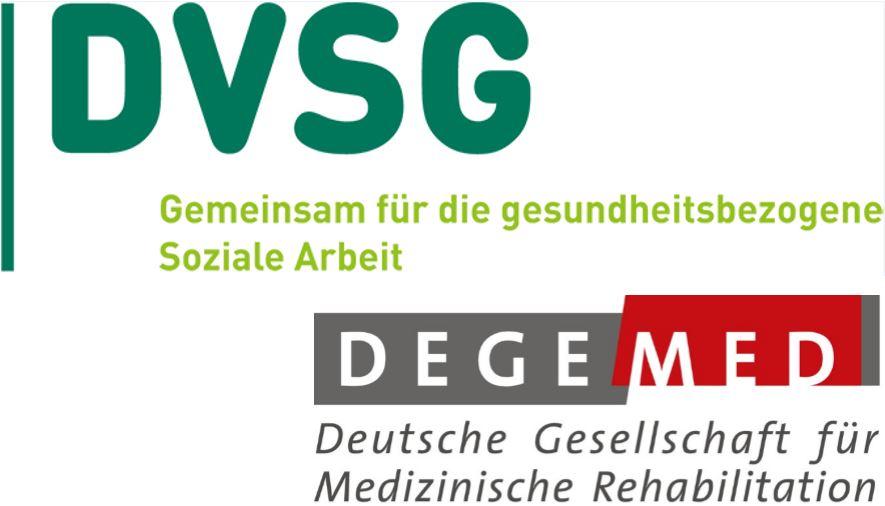"""06.10. – 08.10.2021: Onlineseminar """"Angewandtes Sozialrecht in der Rehabilitation"""" (Kooperation von DEGEMED und DVSG)"""