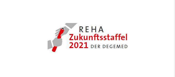 DEGEMED startet Reha-Zukunftsstaffel 2021